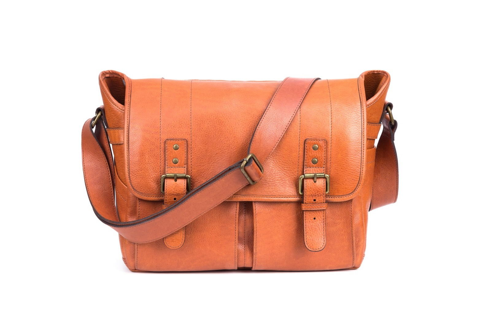 GF bags-High-quality Business Bag | Messenger Bags Leather Large Capacity Cover Style