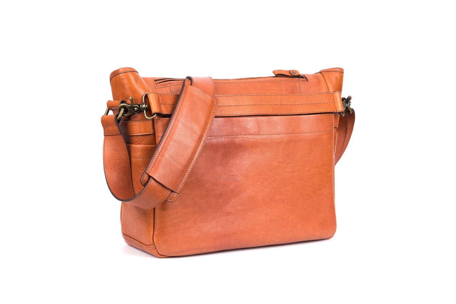 GF bags-High-quality Business Bag | Messenger Bags Leather Large Capacity Cover Style-5