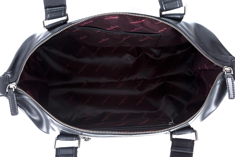 GF bags-Leather Duffle Bag Mens Duffle Leather Handle Metal Zipper Closure-7
