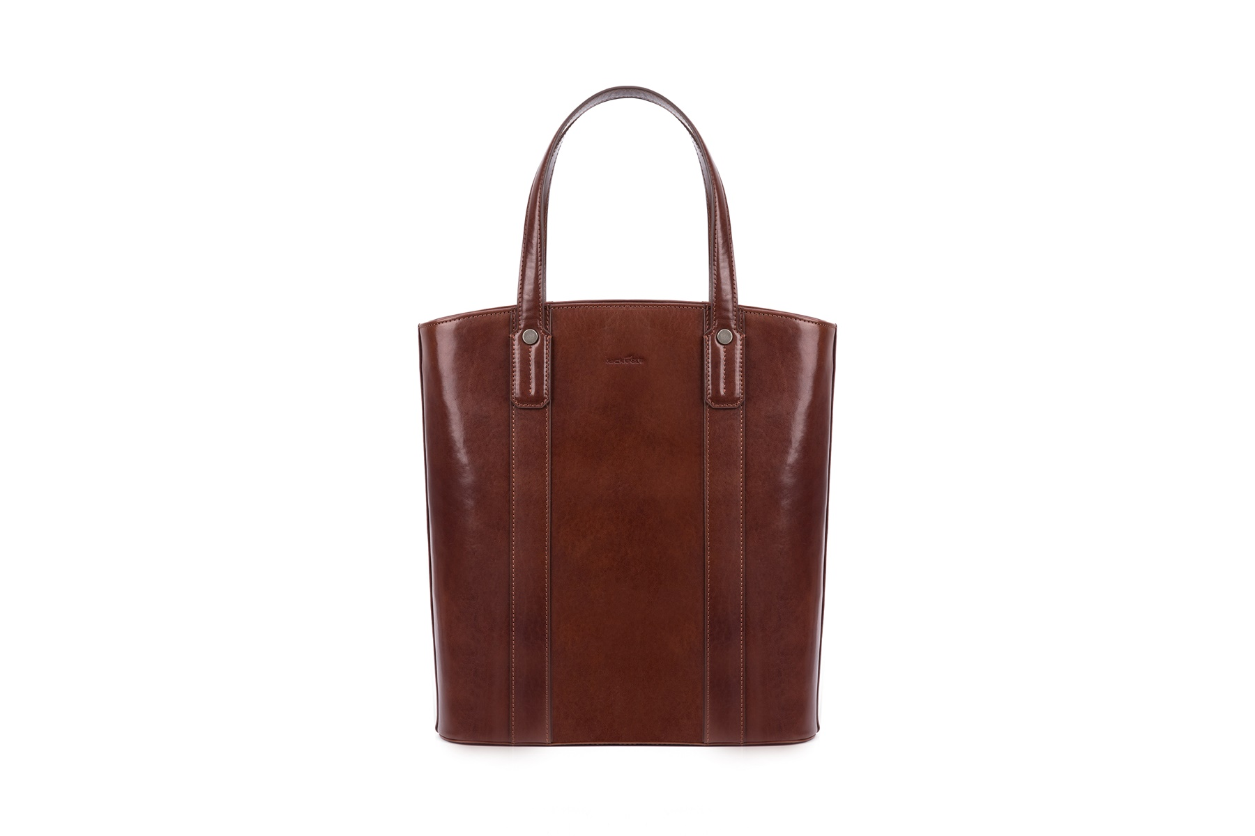 GF bags-Womens Work Tote Tote Leather Handle With Zipper Closure-1