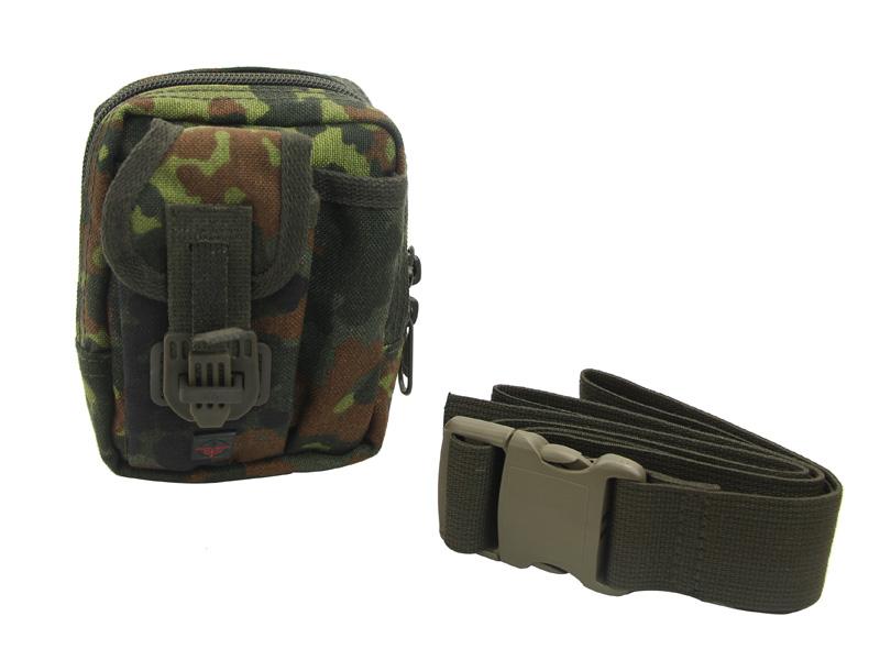 GF bags-Best Tactical Man Bag | Military Tool Bag Nylon Fabric Zipper Closure