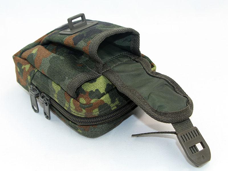 GF bags-Best Tactical Man Bag | Military Tool Bag Nylon Fabric Zipper Closure-1