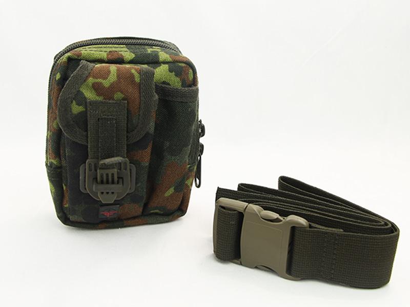 GF bags-Best Tactical Man Bag | Military Tool Bag Nylon Fabric Zipper Closure-2