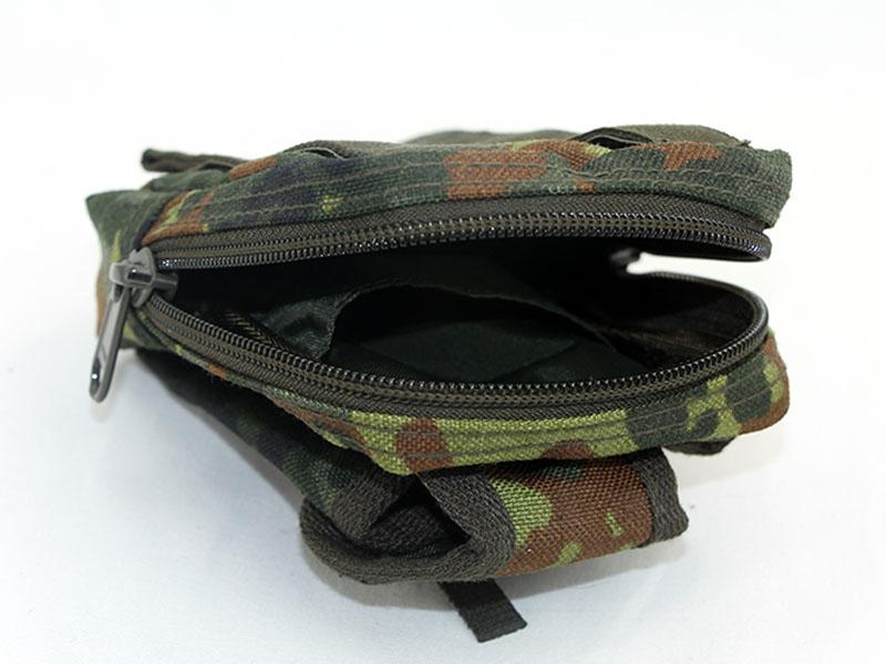 GF bags-Best Tactical Man Bag | Military Tool Bag Nylon Fabric Zipper Closure-3