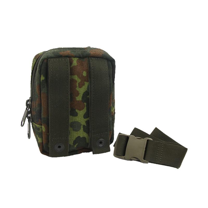 GF bags-Best Tactical Man Bag | Military Tool Bag Nylon Fabric Zipper Closure-4