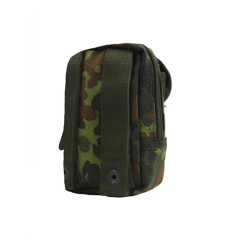 GF bags-Best Tactical Man Bag | Military Tool Bag Nylon Fabric Zipper Closure-5