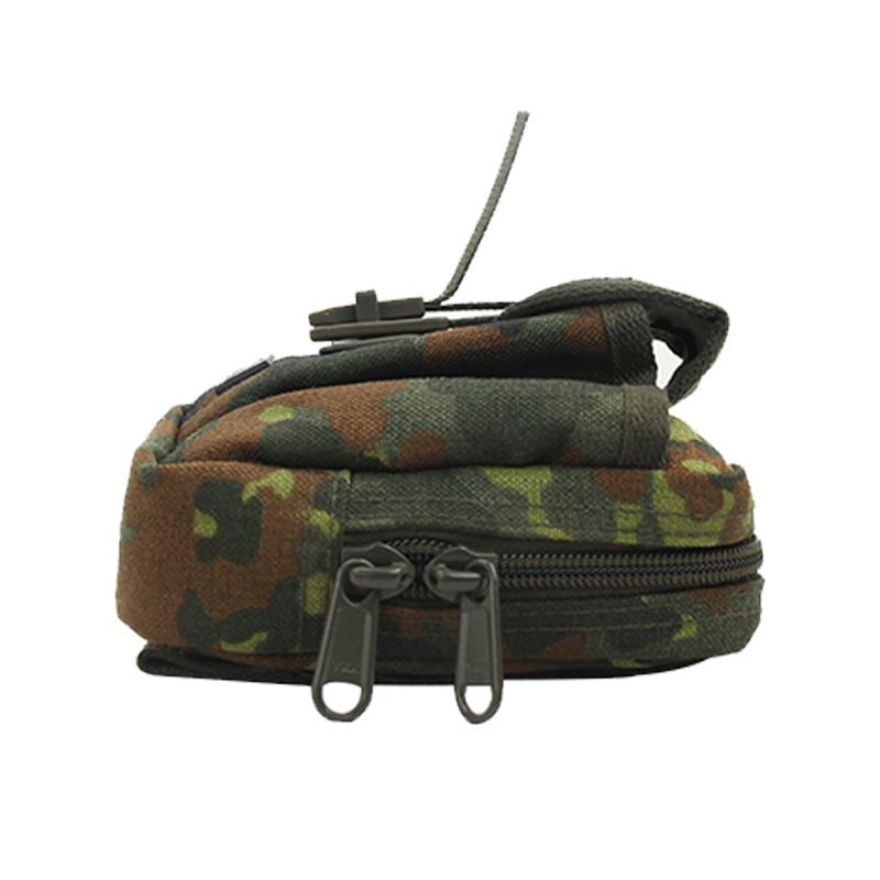 GF bags-Best Tactical Man Bag | Military Tool Bag Nylon Fabric Zipper Closure-7